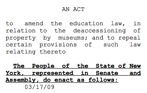 deaccessioning-bill