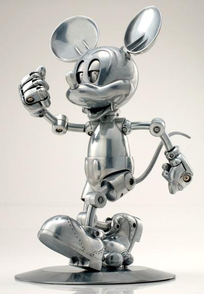 Sorayama's Future Mickey