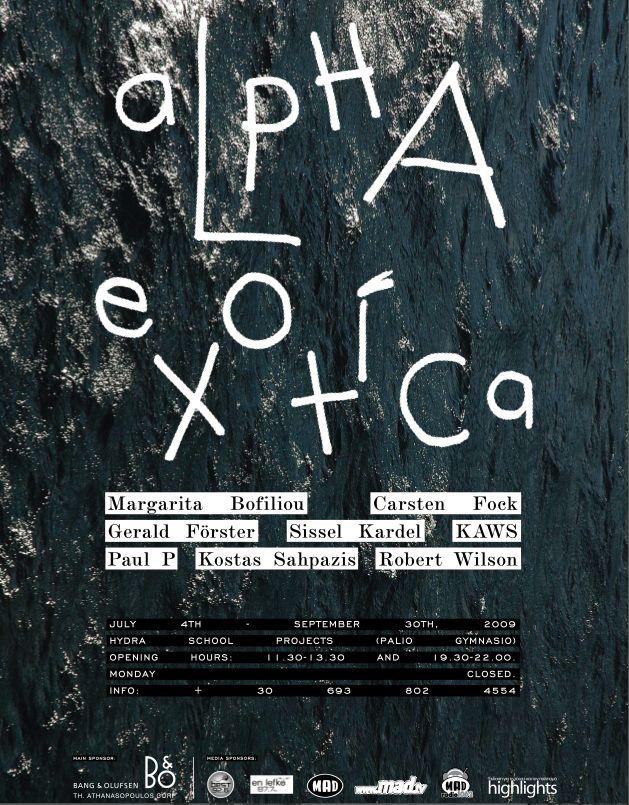 hydra-school-project-alpha-exotica-poster