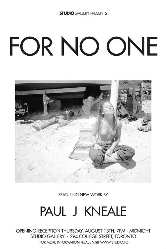 paul_kneale_show_poster_for_no_one