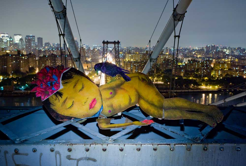 judith-supine-williamsburg-bridge