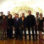 Lance Armstrong, Mark Parker and artists
