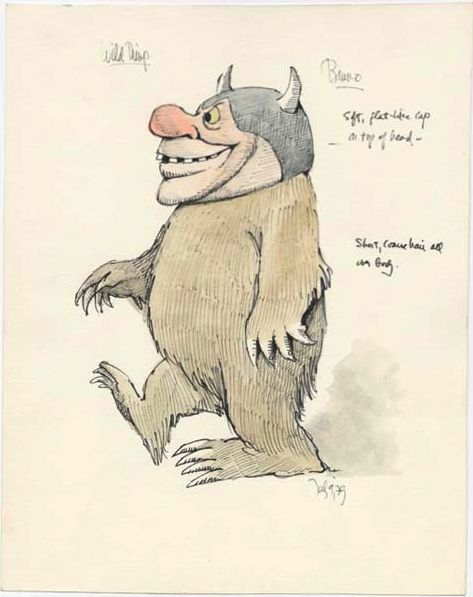 sendak-wild-things-1