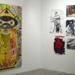 Lari Pittman, Raymond Pettibon (Regen Project)